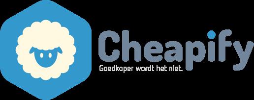 Cheapify, goedkoper wordt het niet.